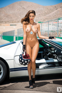 Gorgeous Playmate Alyssa Arce Slow Emotion 16