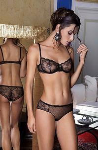 Beautiful Catrinel Menghia Sexy Lingerie Pics