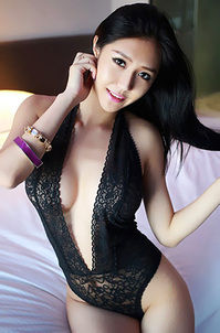 Busty Asian Yu Da Xiao Jie