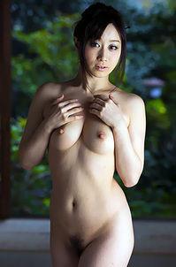 Japanese Model Yu Kawakami