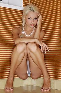 Adelia A Sexy Blonde