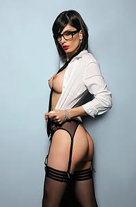 Nude Romanian Model