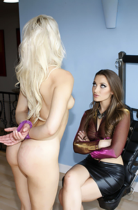 Dani Daniels Lesbian Domina