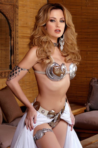 Angela Sommers Is A Real Amazon