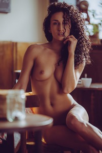 Curly Haired Cuties 01