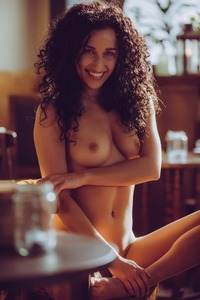 Curly Haired Cuties 03